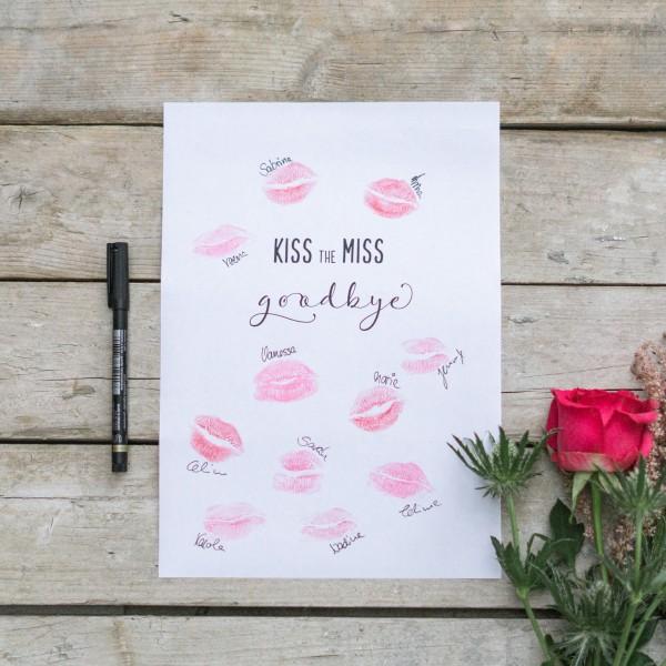 Kiss the Miss Goodbye PDF *kostenlos*
