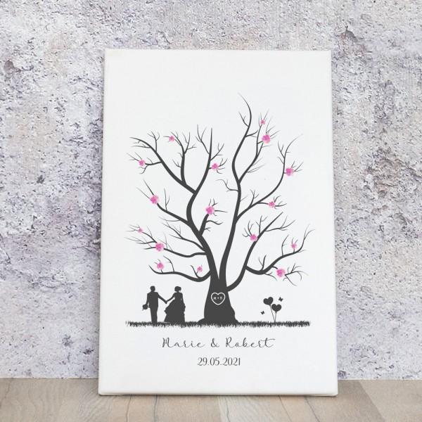 Wedding Tree - Baum 1 mit Blüten